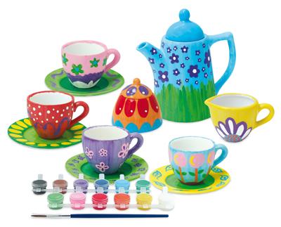 Детская посуда раскраска