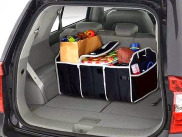 Органайзер в багажник  с термосумкой в комплекте