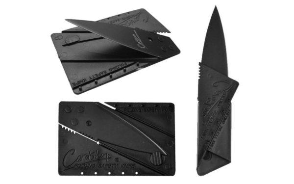 Нож Cardsharp