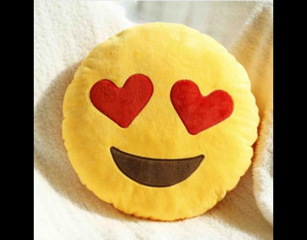 Подушка-смайлик  (Emoji)