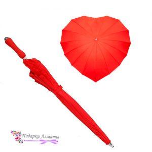 Зонтик сердце