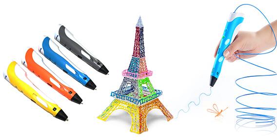 3 д ручка для творчества