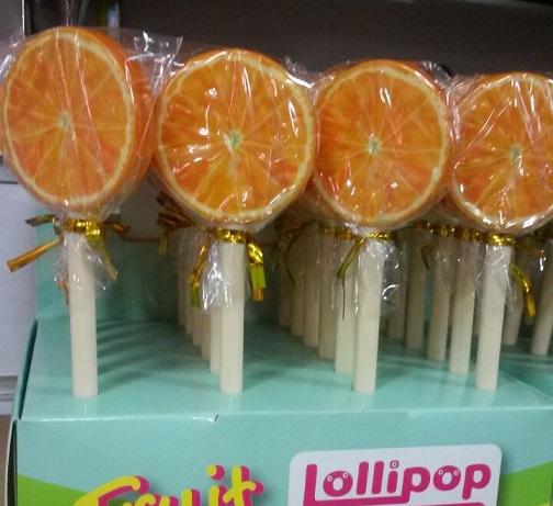 Ручка апельсин
