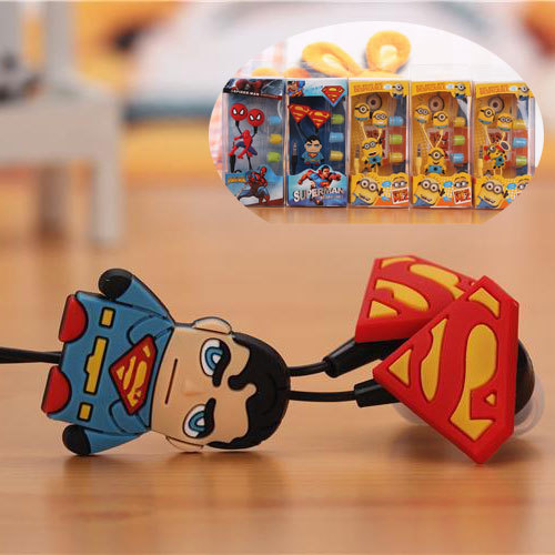 Наушники Супермен (Superman)