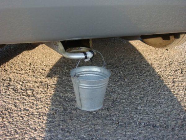 Ведерко на авто