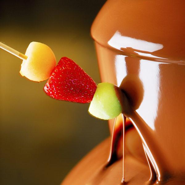Шоколадный фондю