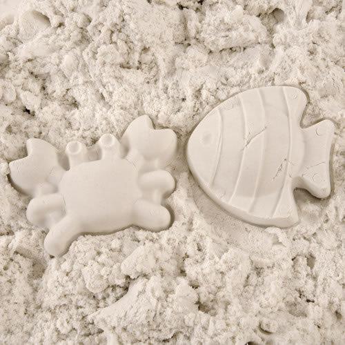 Кинетический живой песок для детей