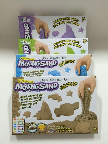 детский песок