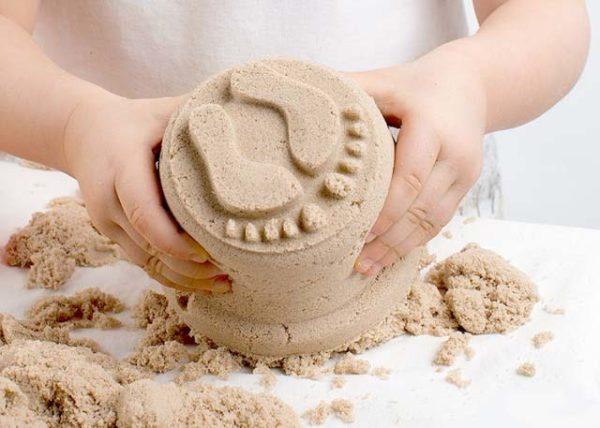 Кинетический песок (Космический песок)