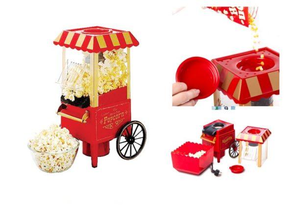 Мини аппарат для попкорна