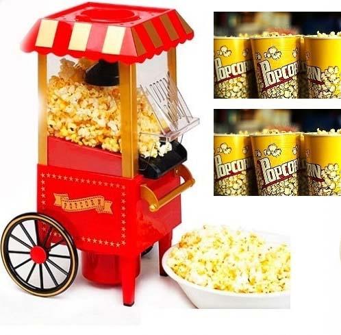 Аппарат для приготовления попкорна дома