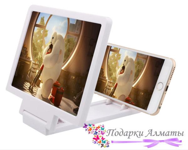 Увеличительное стекло для телефона