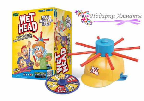Игра Мокрая голова - Wet Head