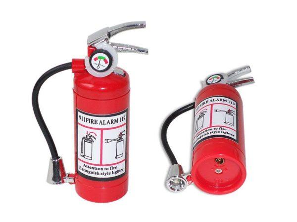 Зажигалка огнетушитель купить в Алмате