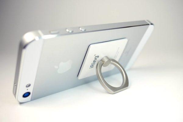 кольцо на телефон