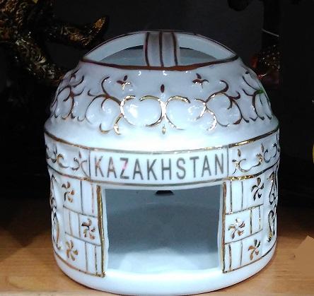 ациональные казахские сувениры в Алматы