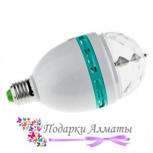 Лампочка светомузыка
