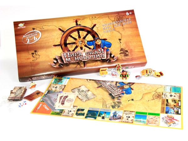 Пиратская монополия купить