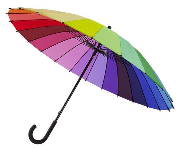 купить зонт радуга