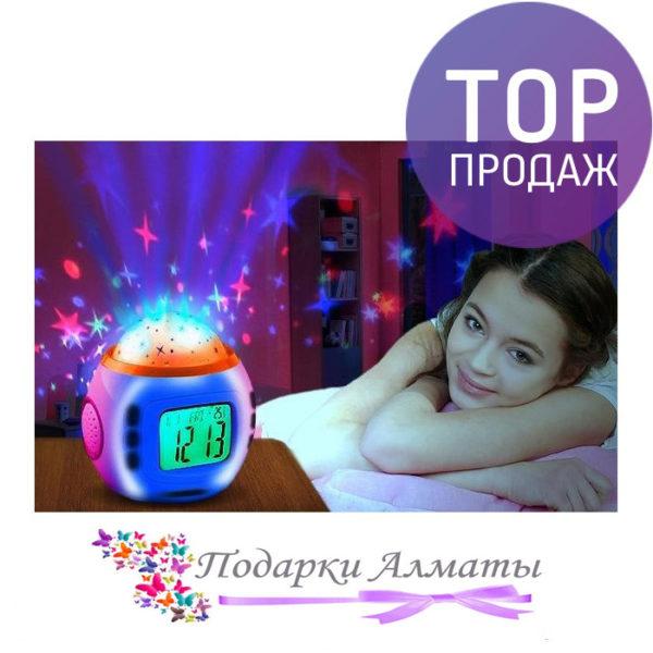 """Музыкальный будильник - ночник """"Звездное небо"""""""