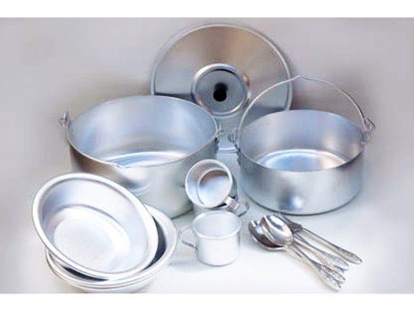 Туристический набор посуды для пикника