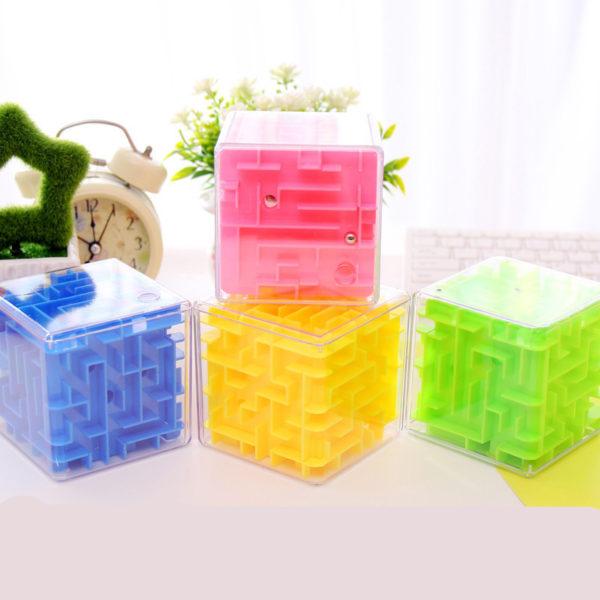 головоломка кубик лабиринт