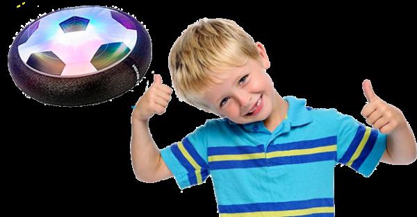 Футбольный диск для игры в доме