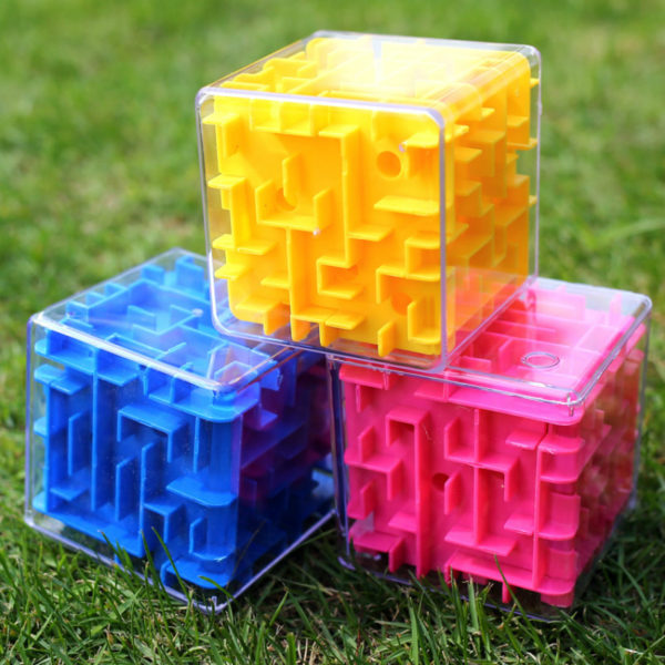лабиринт головоломка куб