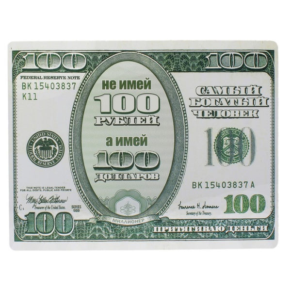 Магнитная фоторамка доллар