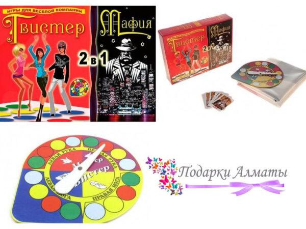 Мафия игра в Алматы