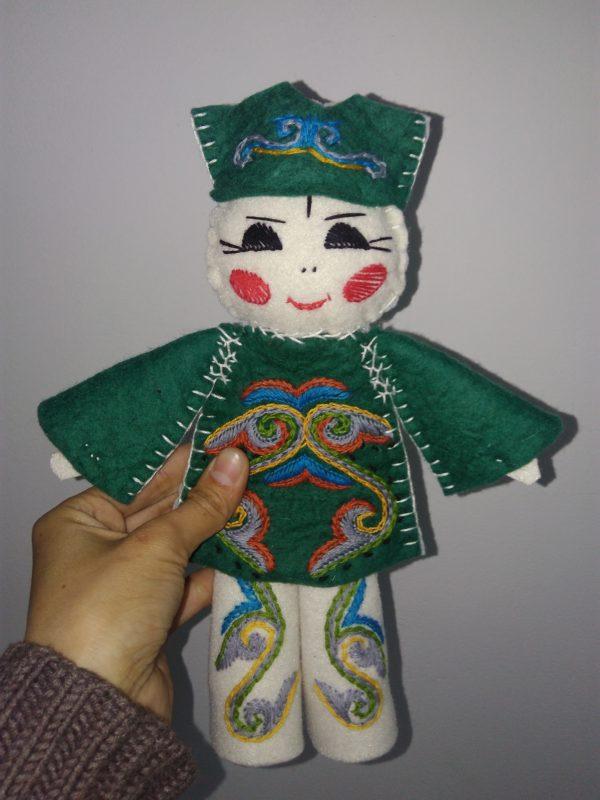 Подарки для детей в казахском стиле