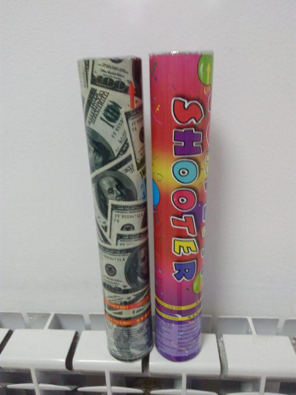 Хлопушки конфетти 29 см