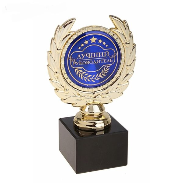 Кубок наградной руководителю