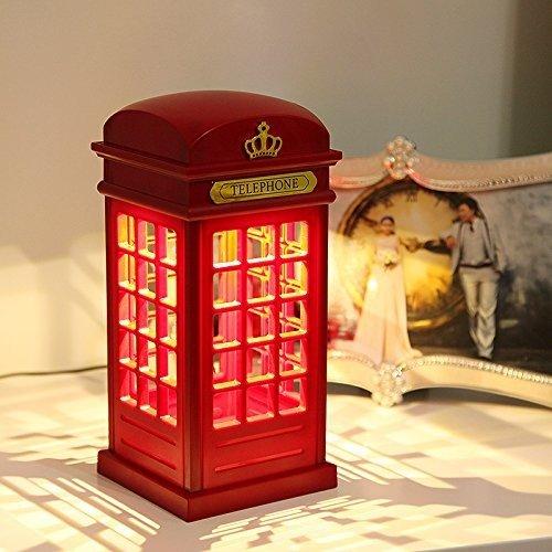 Оригинальный светильник телефон