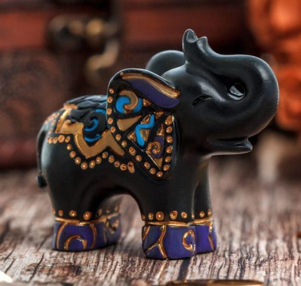Сувенир слон подставка под палочки