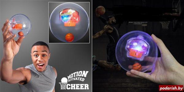 Игра мини-баскетбол в шаре
