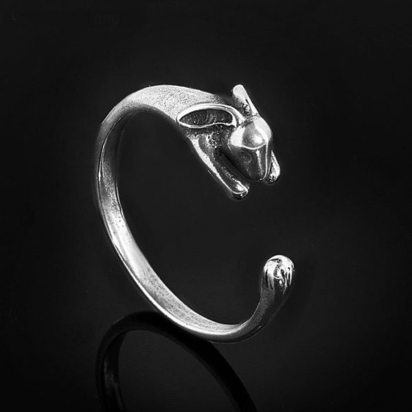 Кольцо заяц