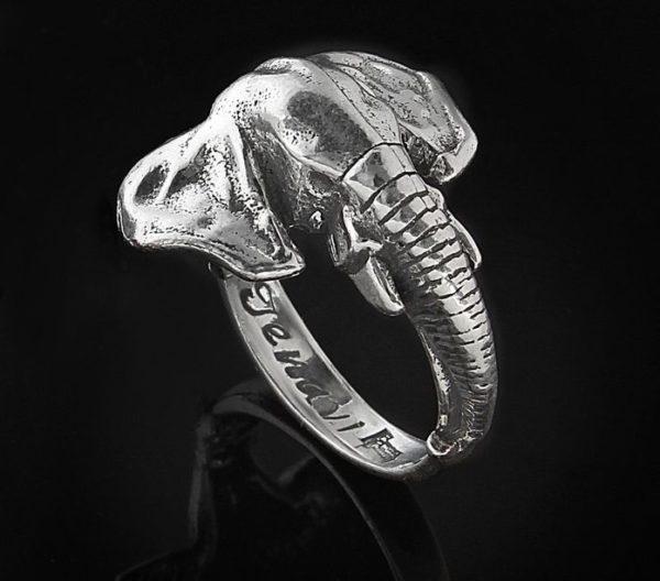 Кольцо животные