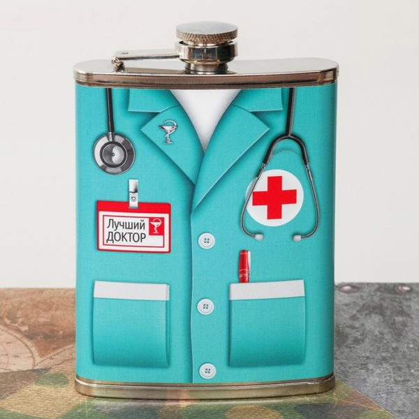 подарок доктору в алматы
