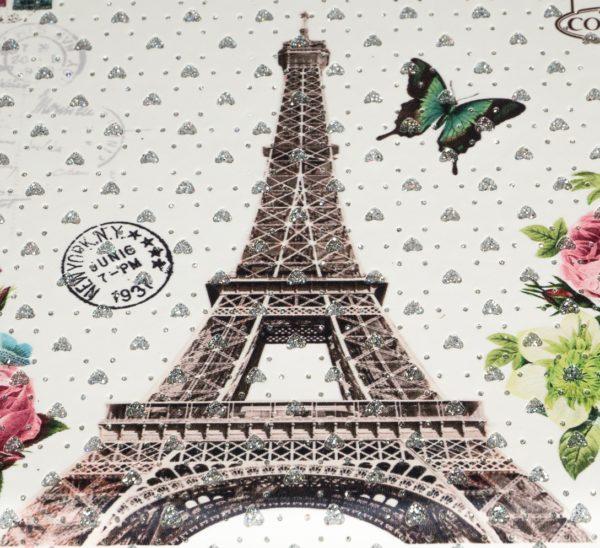 """Шкатулка для драгоценностей """"Париж"""""""
