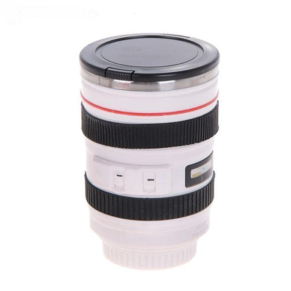 Термокружка объектив фотоаппарата