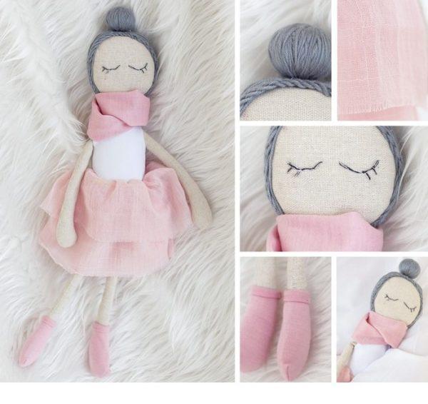 кукла своими руками