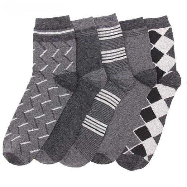 """Подарочный набор носков """"Настоящему мужчине"""""""