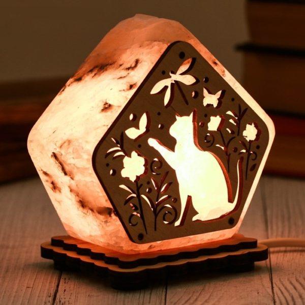 Соляная лампа магазин