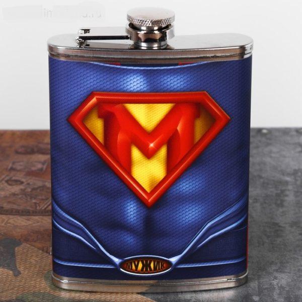 Фляжка супермен