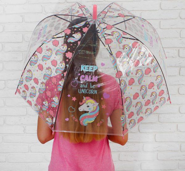 зонт единорог