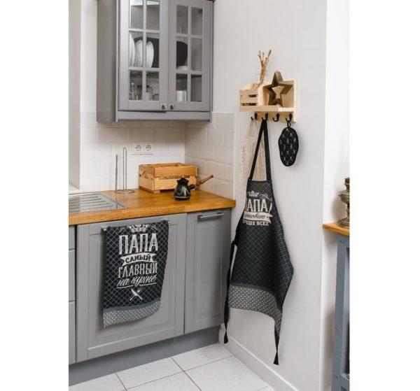 """Кухонный набор """"Папа готовит лучше всех"""""""