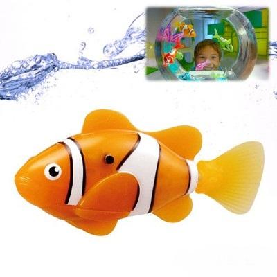 искусственная рыбка