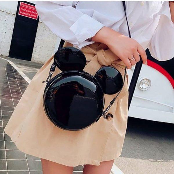 необычная сумочка Микки маус