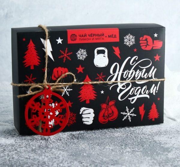 корпоративные новогодние подарки в Алматы